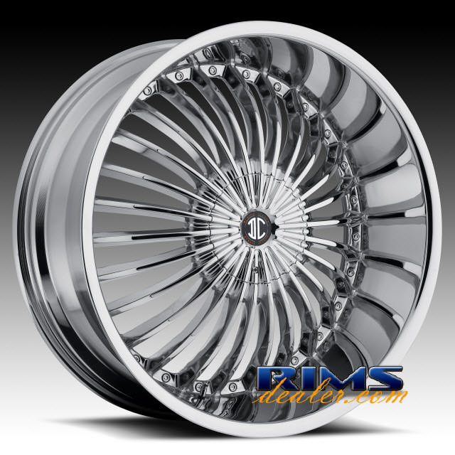 Pictures for 2Crave Rims No.19 chrome