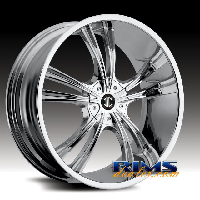 Pictures for 2Crave Rims No.2 chrome