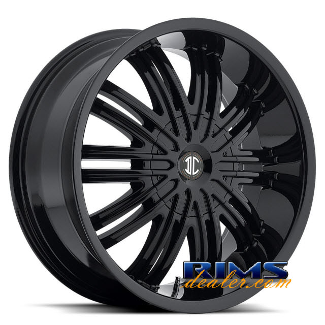 Pictures for 2Crave Rims No.7 black gloss