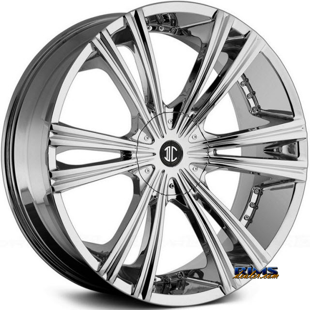 Pictures for 2Crave Rims No.28 Chrome