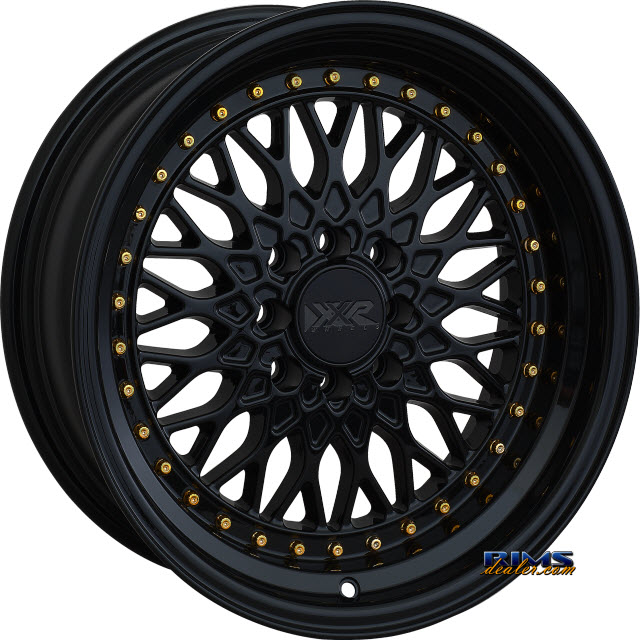 Pictures for XXR 536 black flat