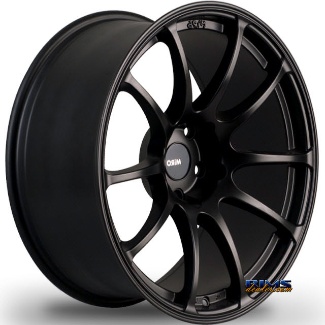 Pictures for Miro Wheels TYPE 567 black flat