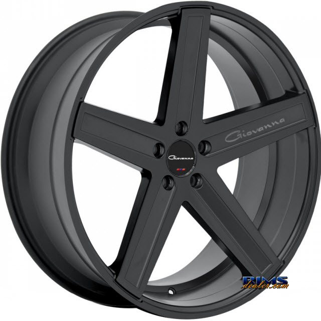 Pictures for GIOVANNA Wheels DRAMUNO-5 black flat