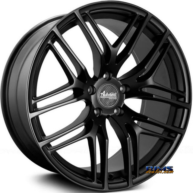 Pictures for Advanti Racing 78B Bello Black Flat