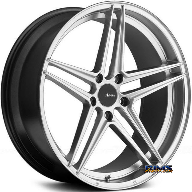 Pictures for Advanti Racing 81S Rein HyperSilver
