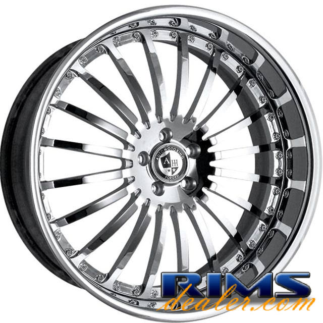 Pictures for AM FORGED Nuovo chrome