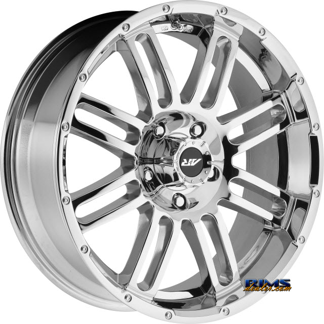 Pictures for AMERICAN RACING AR901 Polished
