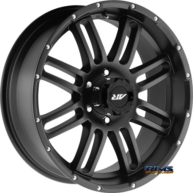 Pictures for AMERICAN RACING AR901 SATIN BLACK