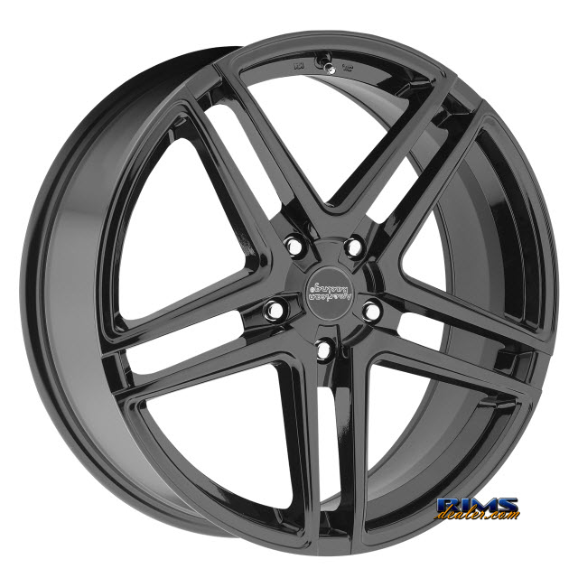 Pictures for AMERICAN RACING AR907 Black Gloss