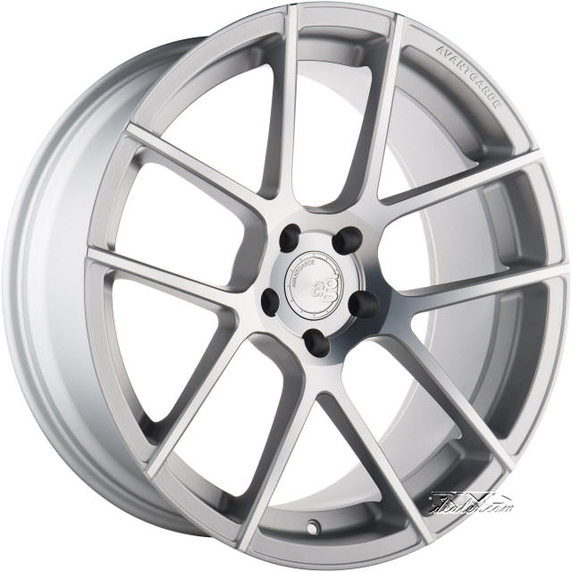 Pictures for Avant Garde Wheels M510 Silver Flat