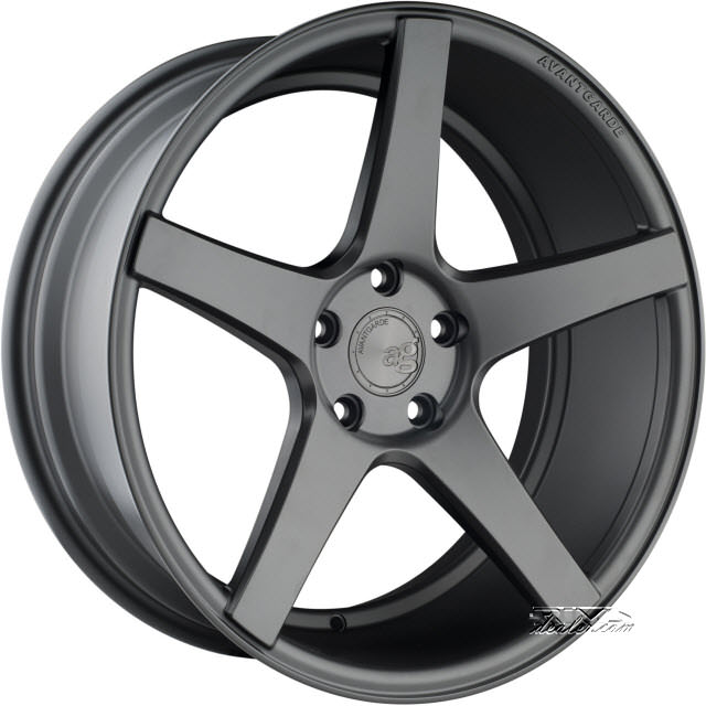 Pictures for Avant Garde Wheels M550 Gunmetal Flat