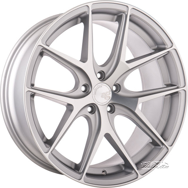 Pictures for Avant Garde Wheels M580 Silver Flat