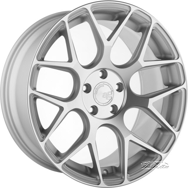 Pictures for Avant Garde Wheels M590 Silver Flat