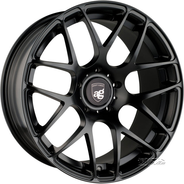 Pictures for Avant Garde Wheels Mesh Black Flat