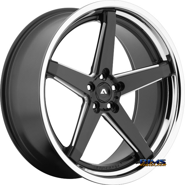 Pictures for Adventus Wheels AVS-2 Black Milled