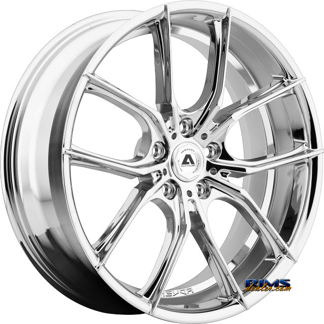 Pictures for Adventus Wheels AVX-6 Chrome