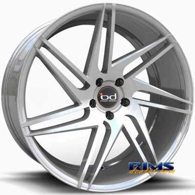 Pictures for Blaque Diamond BD-1 silver flat