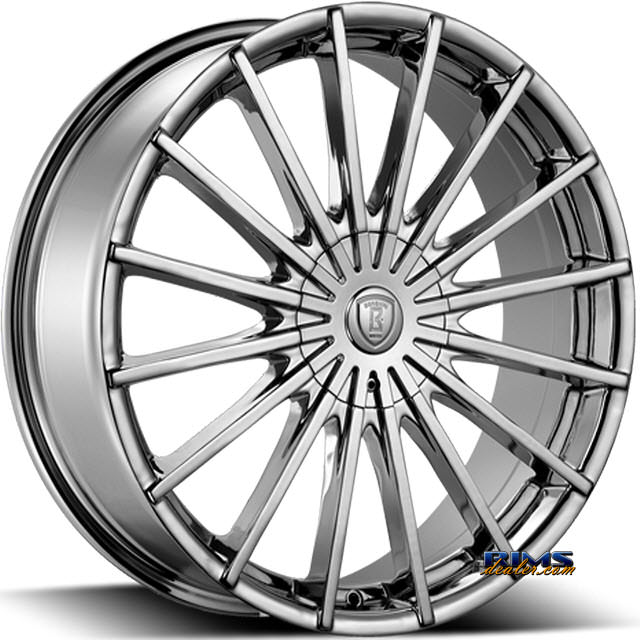 Pictures for BORGHINI B22 chrome