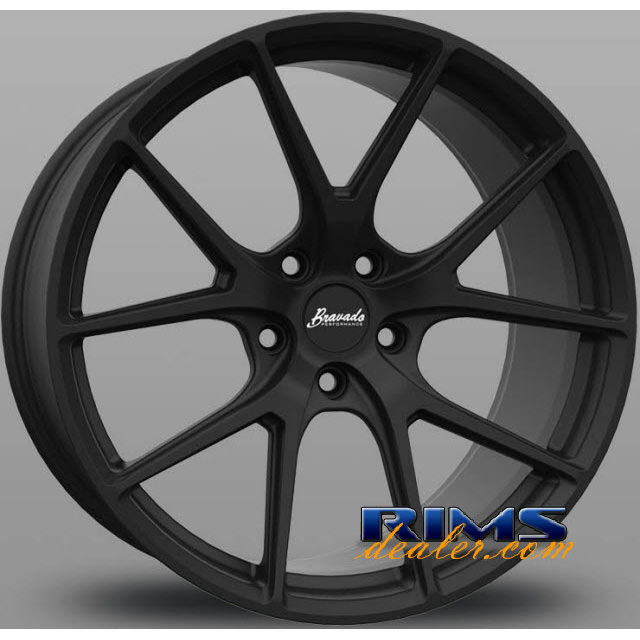 Pictures for Bravado Performance Tribute black flat