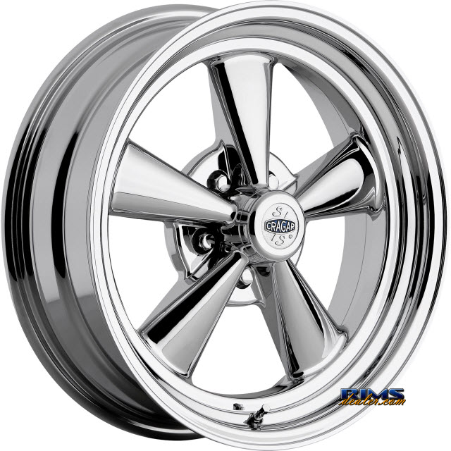 Pictures for CRAGAR 610C S/S Super Sport chrome