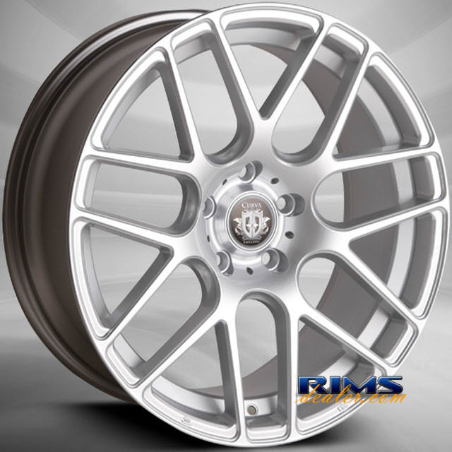 Pictures for Curva Concept C7 silver flat