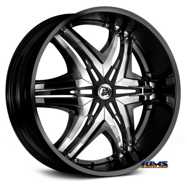 Pictures for Diablo Wheels ELITE Black Gloss