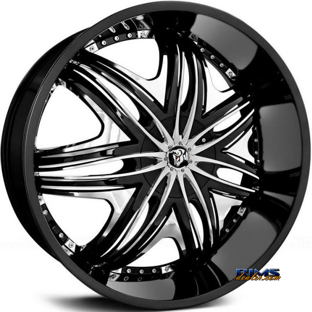 Pictures for Diablo Wheels MORPHEUS Black Gloss