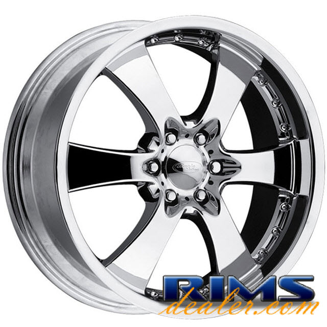 Pictures for EAGLE ALLOYS Series 026 chrome