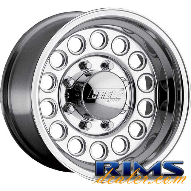 Pictures for EAGLE ALLOYS Series 101 chrome