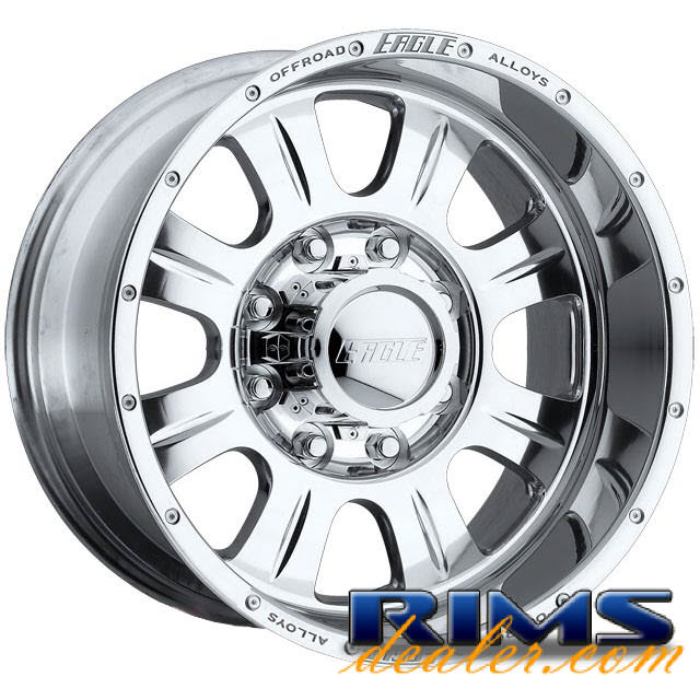 Pictures for EAGLE ALLOYS Series 140 chrome