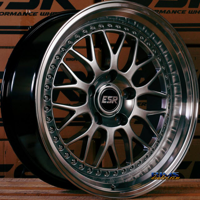 Esr Wheels Sr01 Rims Options View Esr Wheels Sr01