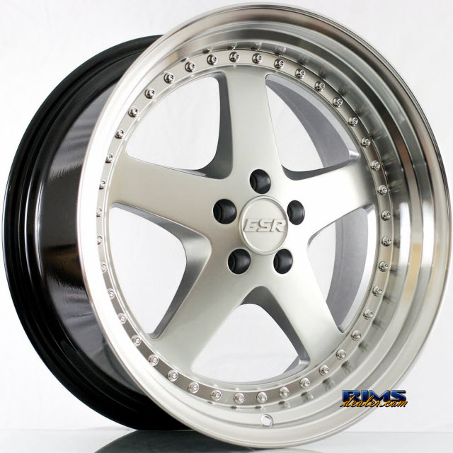 Pictures for ESR Wheels SR04 White Flat