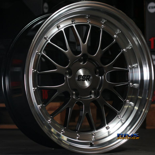 Pictures for ESR Wheels SR05 HYPERBLACK