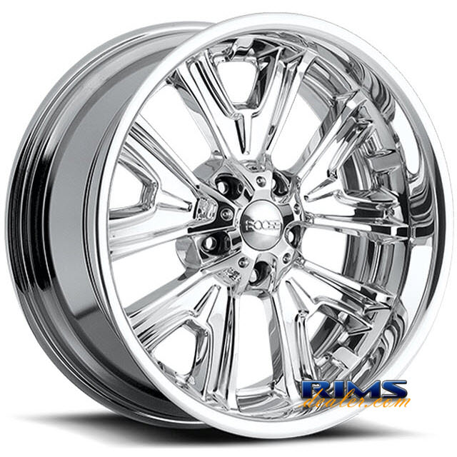 Pictures for FOOSE Fishtail polished
