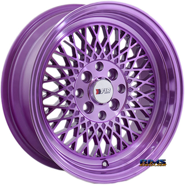 Pictures for F1R Wheels F01 Purple