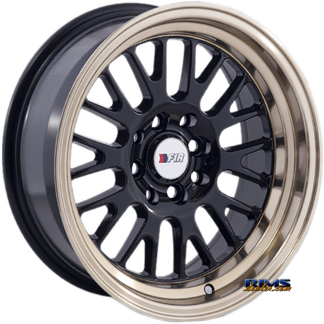 Pictures for F1R Wheels F04 Black Gloss