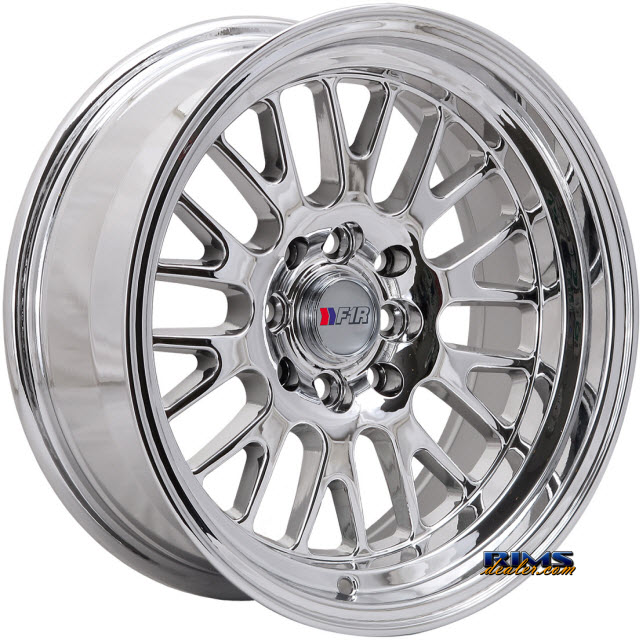 Pictures for F1R Wheels F04 Chrome