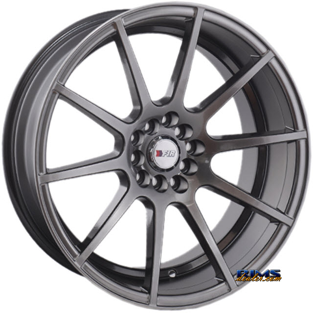 Pictures for F1R Wheels F17 Hyperblack