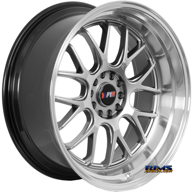 Pictures for F1R Wheels F21 Hyperblack