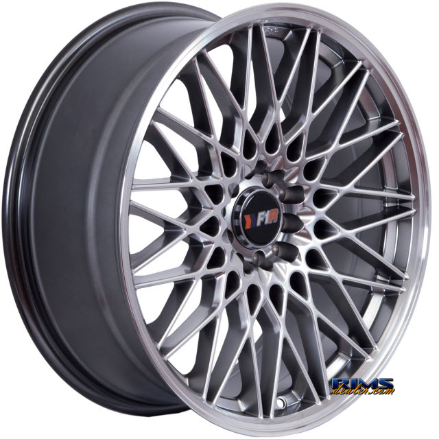 Pictures for F1R Wheels F23 Hyperblack