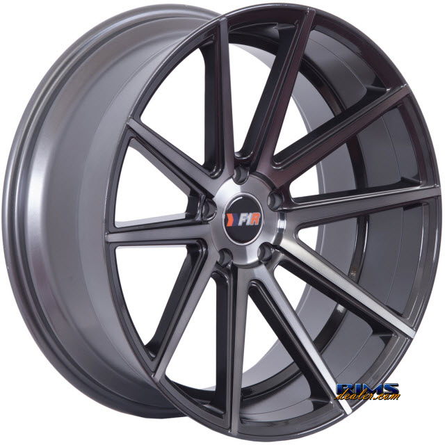 Pictures for F1R Wheels F27 Hyperblack