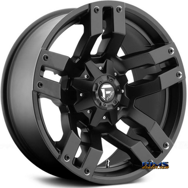 Pictures for Fuel Off-Road PUMP Black Flat