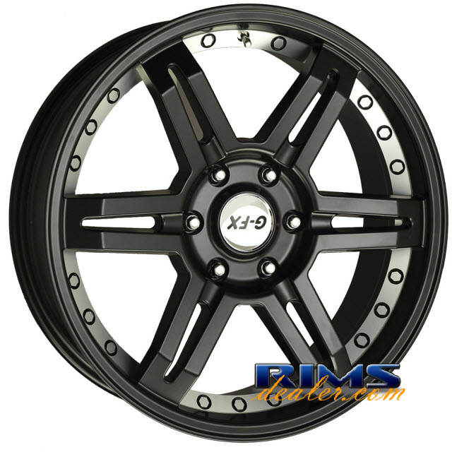Pictures for GFX OR-7 black flat