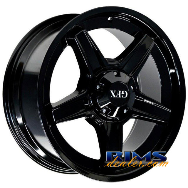 Pictures for GFX TR-1 black gloss