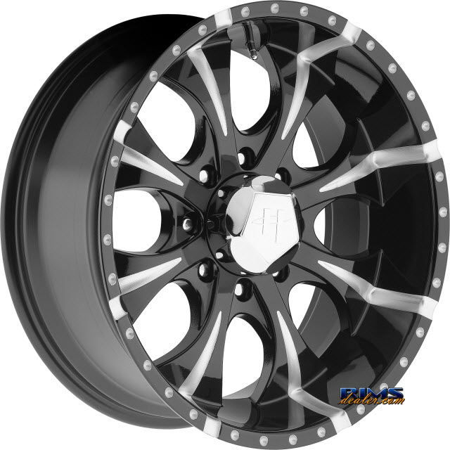 Pictures for HELO HE791 Maxx Black Gloss