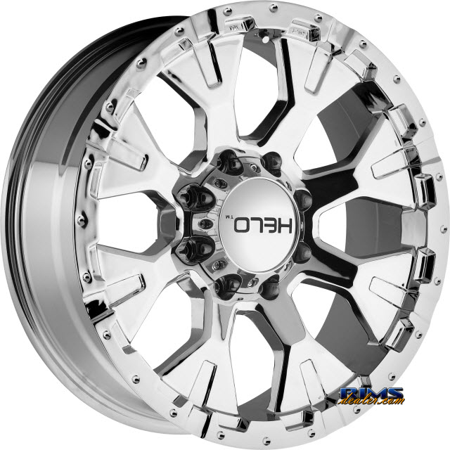 Pictures for HELO HE878 CHROME