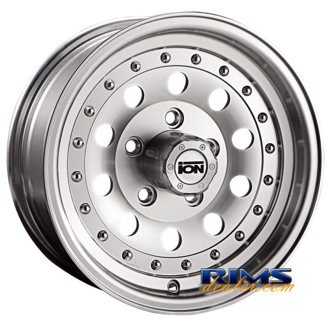 Pictures for Ion Alloy Wheels 71 off-road machined flat