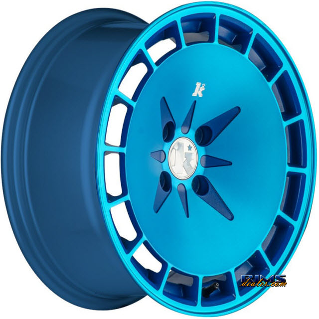Pictures for Klutch Wheels KM16 Blue