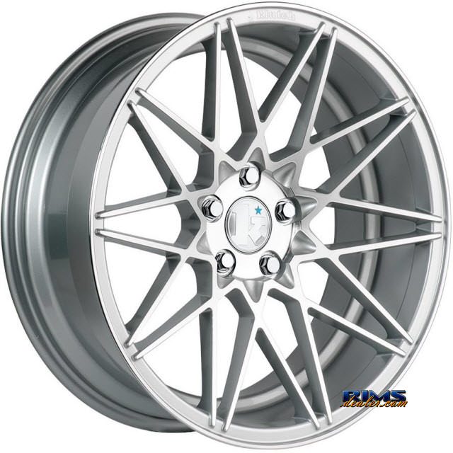 Pictures for Klutch Wheels KM20 Silver Gloss