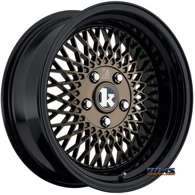 Pictures for Klutch Wheels SL1 Bronze Flat